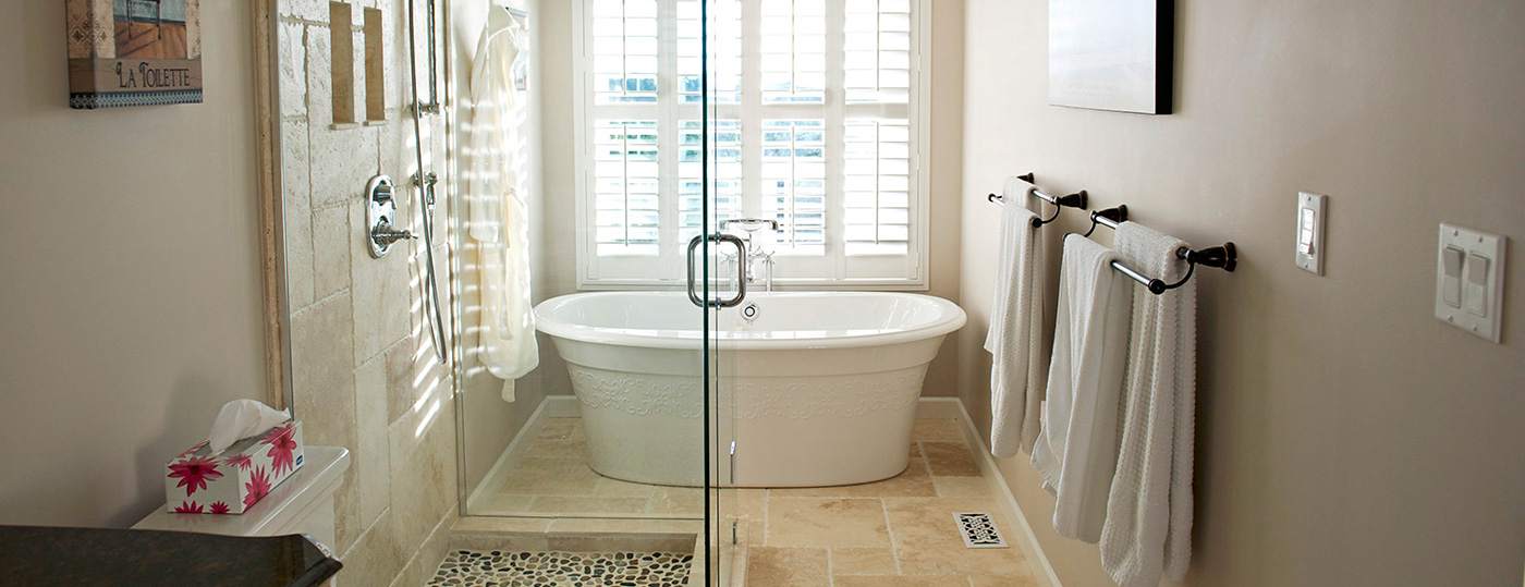 Master Bathroom Renovation Edgewood