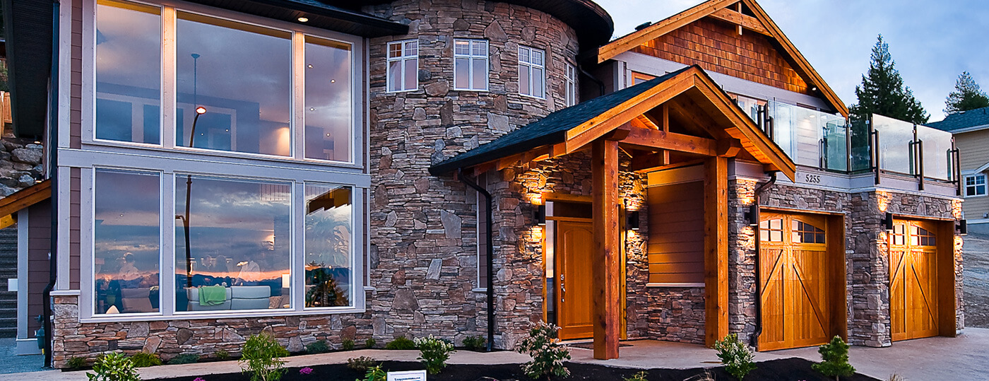 Calgary custom home builders renovations alair homes Exterior home renovations calgary