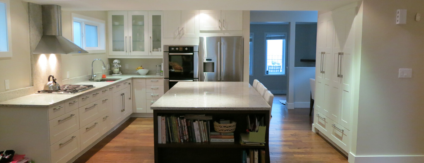 Freeman Suite Kitchen Renovation