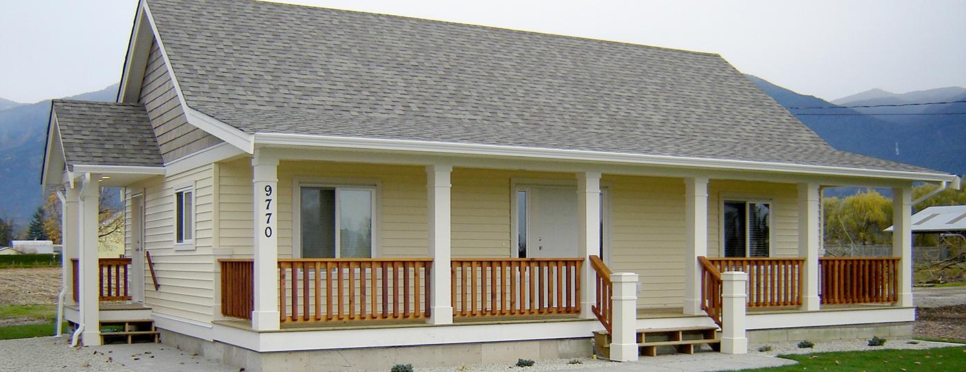 Farm Custom Home