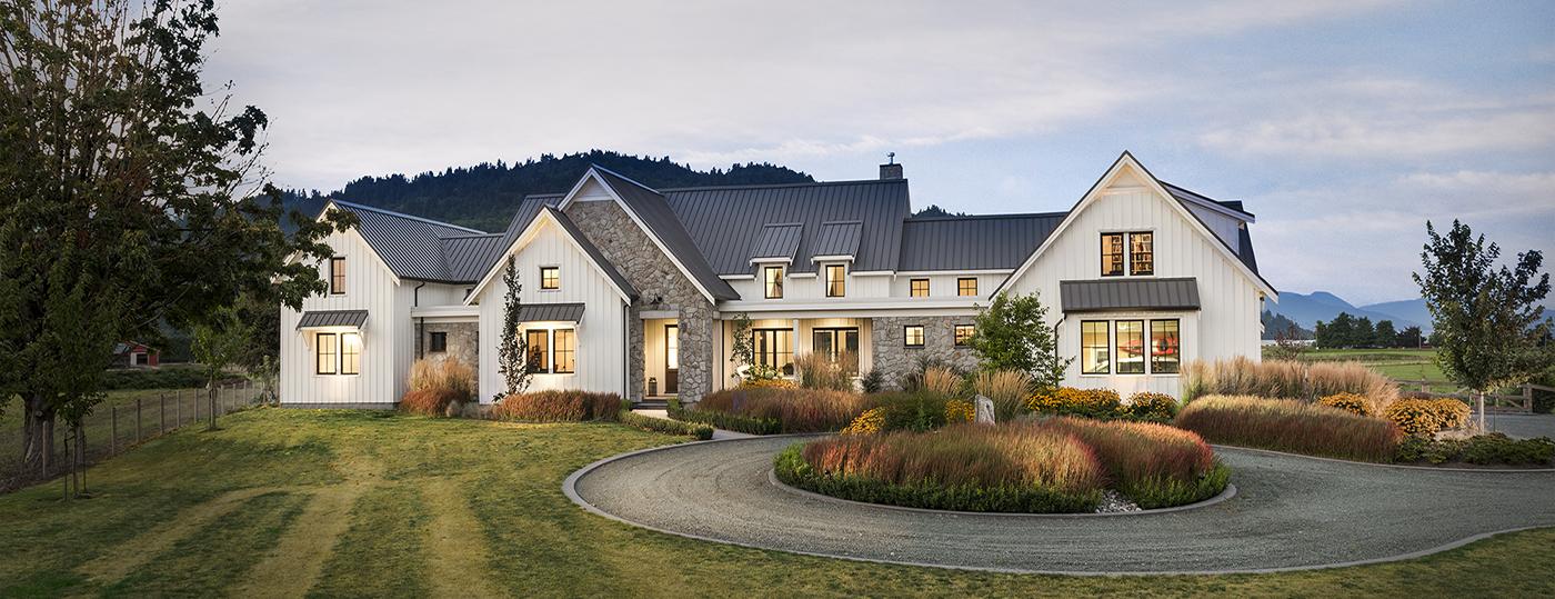Adams Road Custom Modern Farmhouse