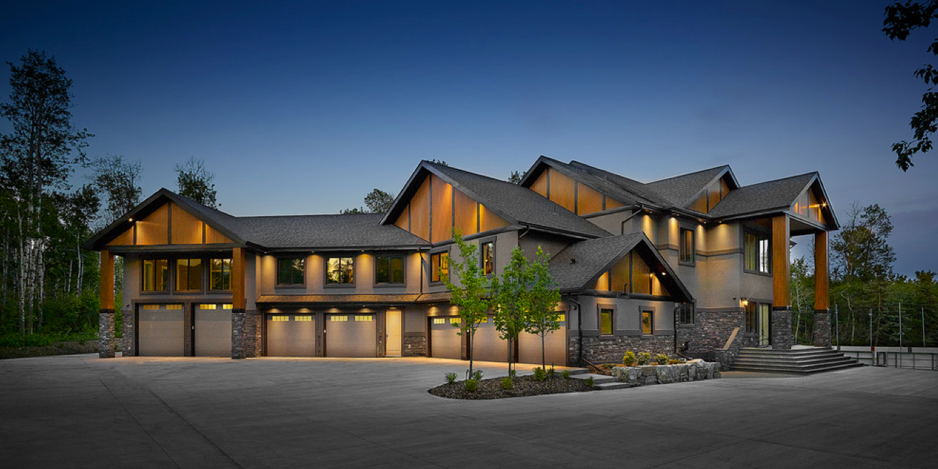 alair home edmonton custom home awards