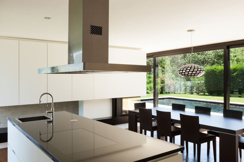 Different Styles Of Kitchen Islands