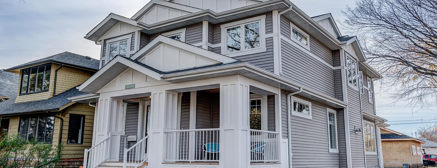 126 Street Custom Home