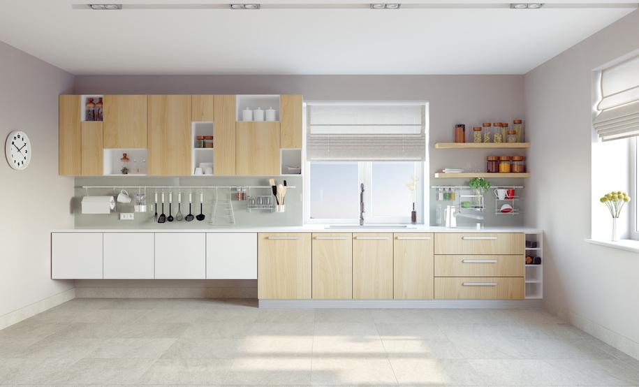 kitchen flooring in edmonton
