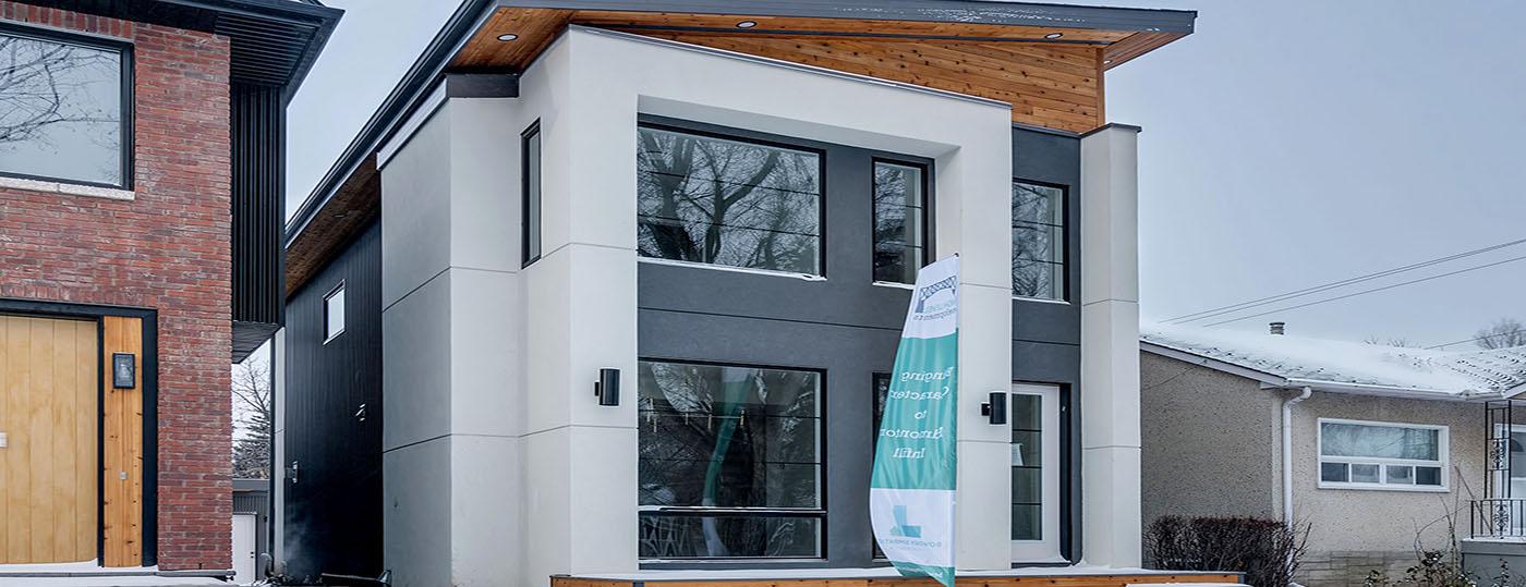 Westmount Modern Custom Home