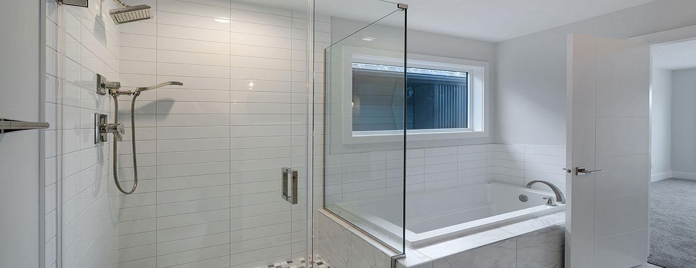 Edmonton custom bathroom renovations design alair homes for Bathroom designs edmonton