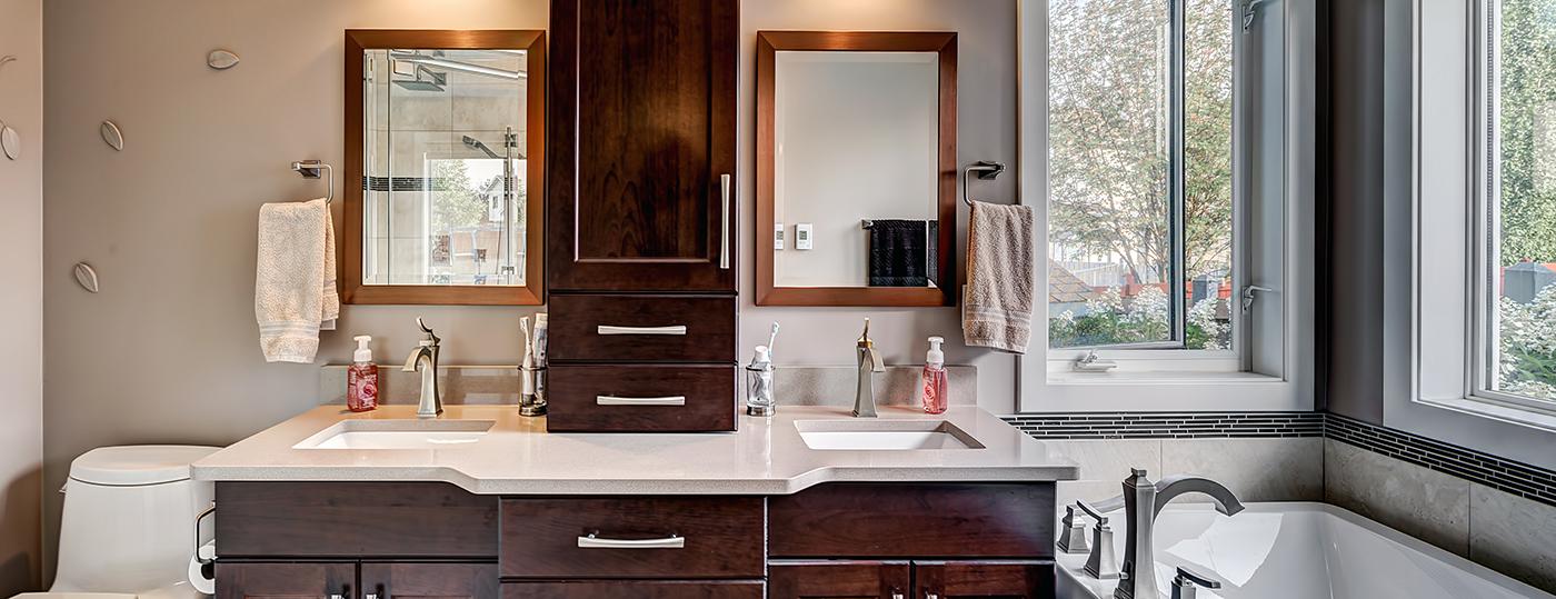 Edmonton Custom Bathroom Renovations & Design | Alair Homes