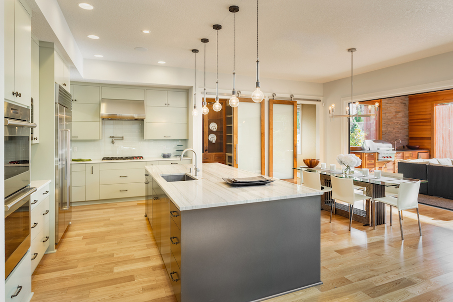 11 designer secrets to improve your kitchen alair homes for Kitchen cabinets kelowna
