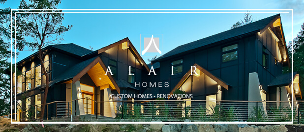 How to choose a contractor alair homes nanaimo for How to choose a builder for your house