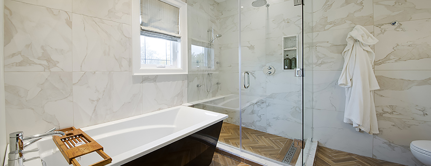 Garner Master Bathroom