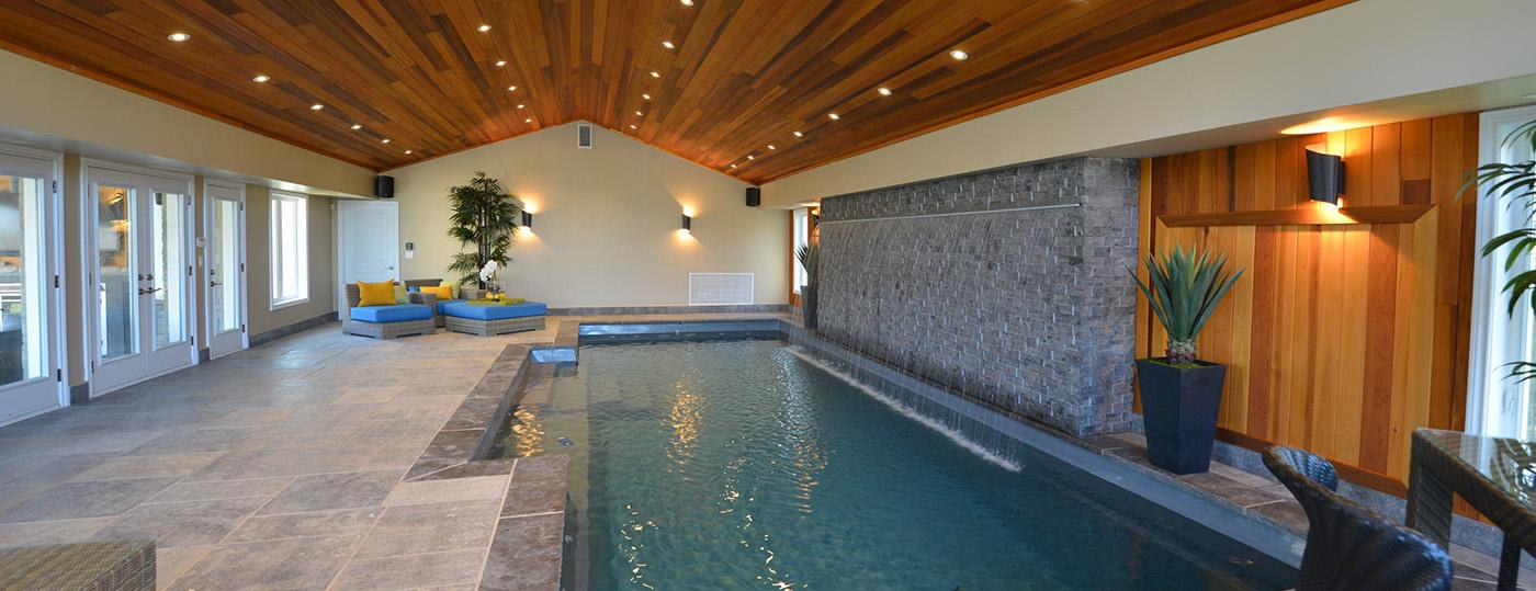 Pool House Custom Build