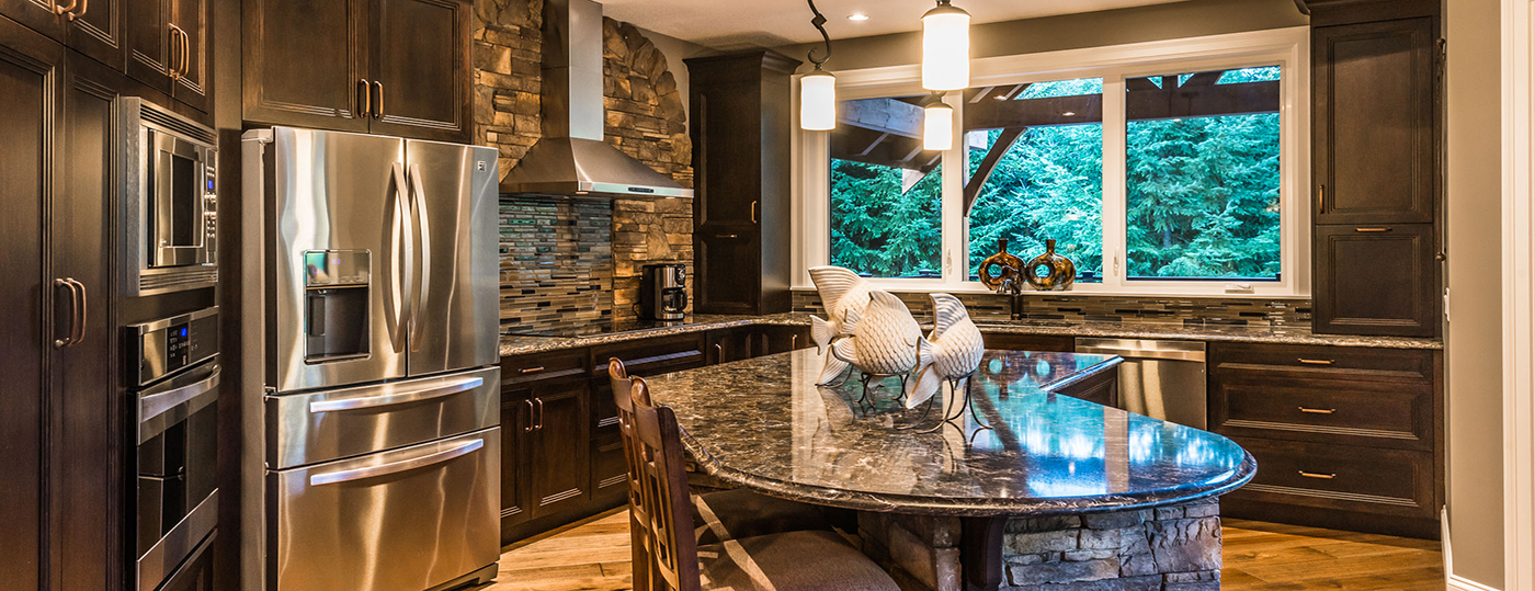 Creekside Custom Home