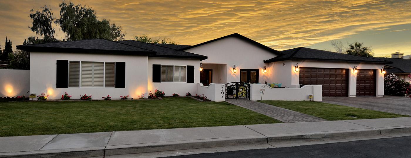 Easterly Custom Home