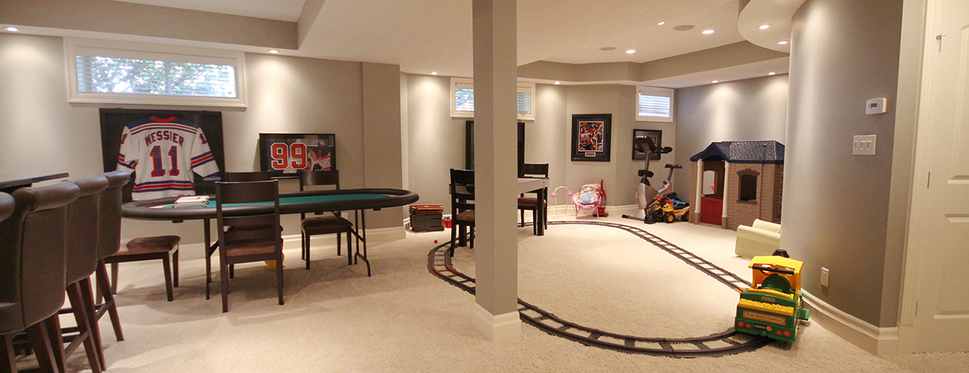 Basement Renovation Henderson