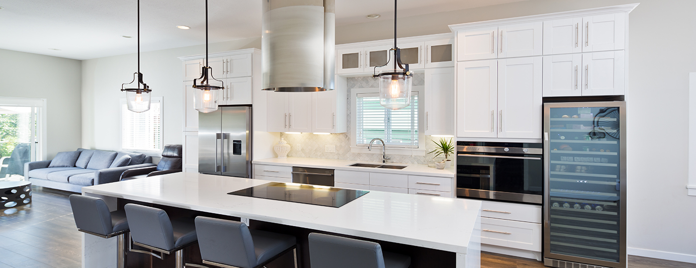 Making The Most Of Your Single Walled Rosedale Kitchen Alair Homes East Toronto