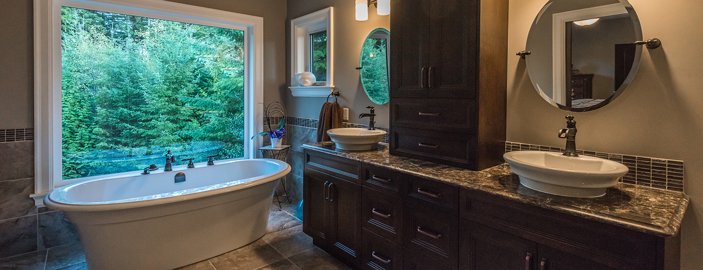 Creekside Master Bathroom