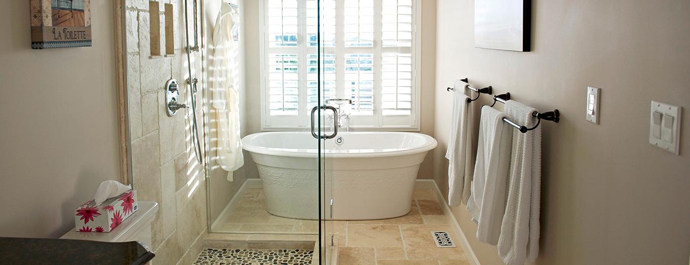 Master Bathroom Renovation Edgewood