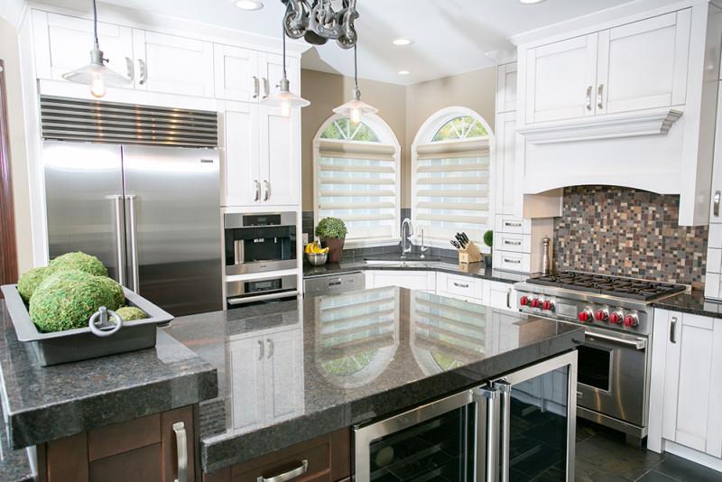 Kitchen reno trends countertops alair homes victoria - Trends in kitchen countertops ...