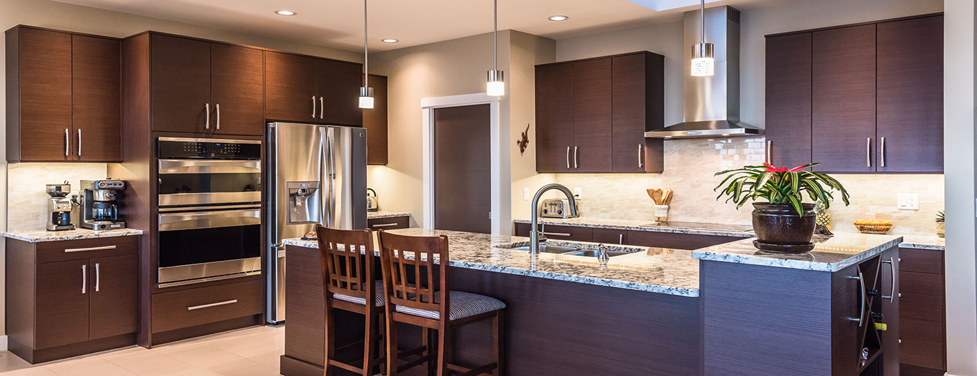 Gulfview Custom kitchen