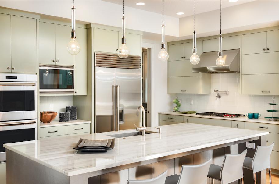 11 designer secrets to improve your kitchen alair homes for Vancouver kitchen design