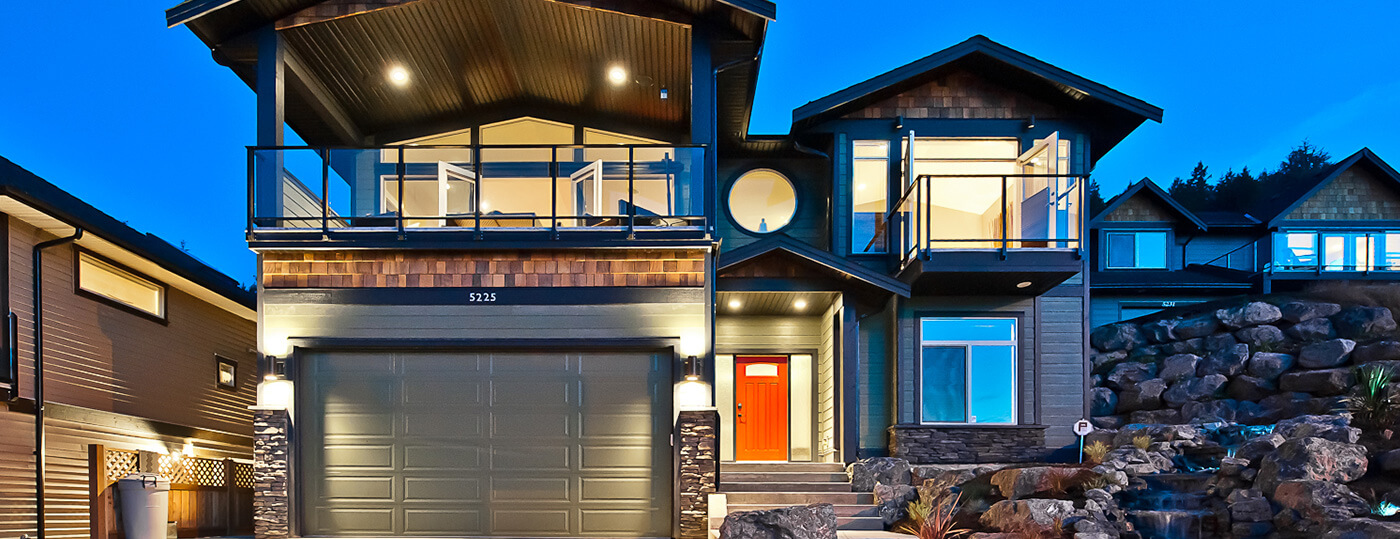 Prevost Custom Home