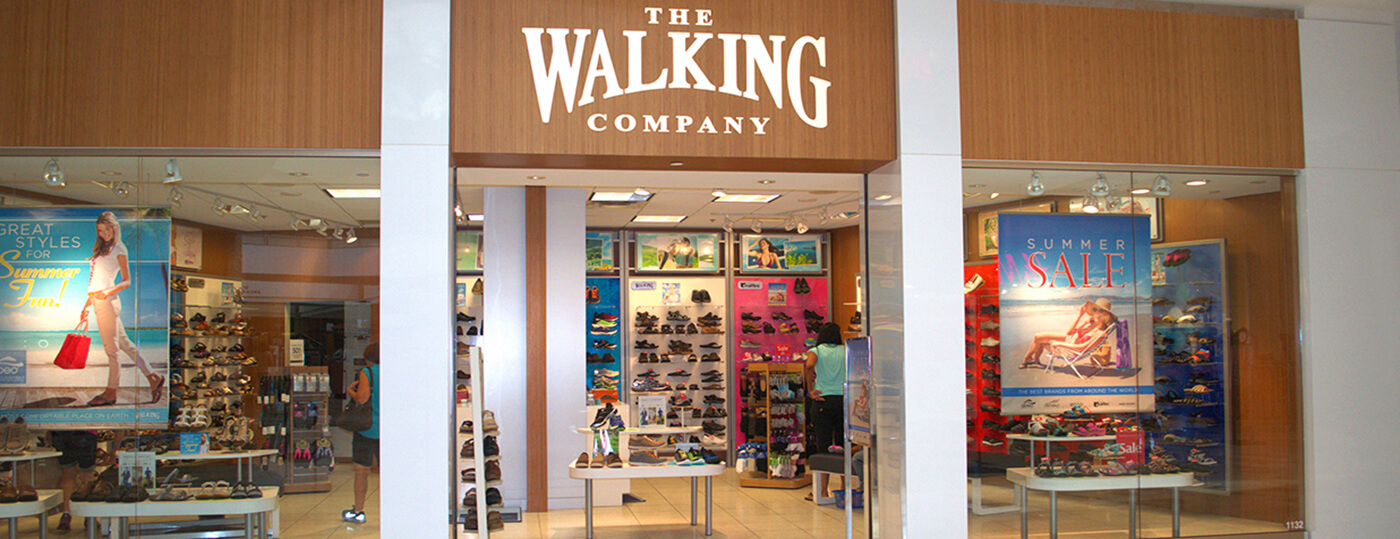 The Walking Co. Store Remodel