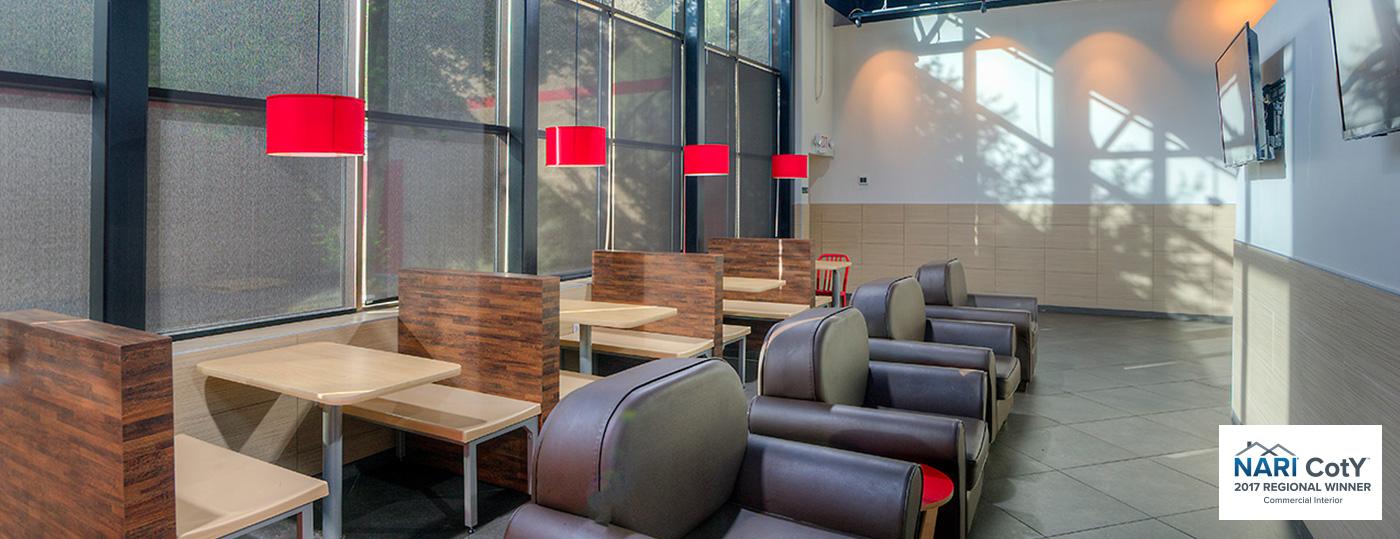 Eloy Travel Center Interior Renovation