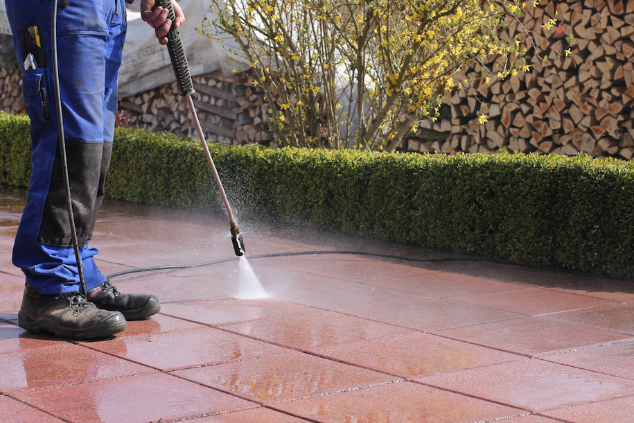tips for washing your house