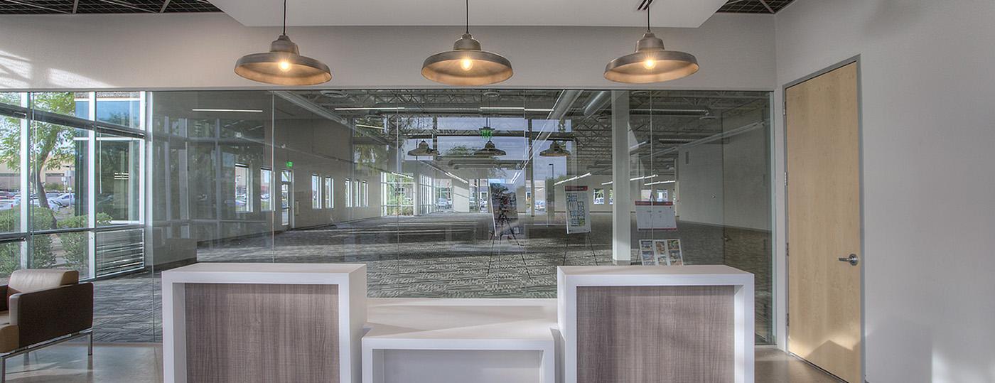 Warner Commercial Renovation