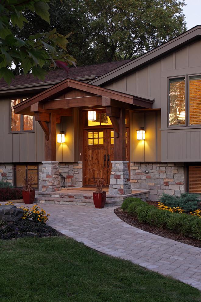 The advantages of a split entry home alair homes huntsville for Split foyer homes