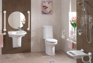 Bathroom renovation for elderly alair homes scarborough for Bathroom renovations for seniors