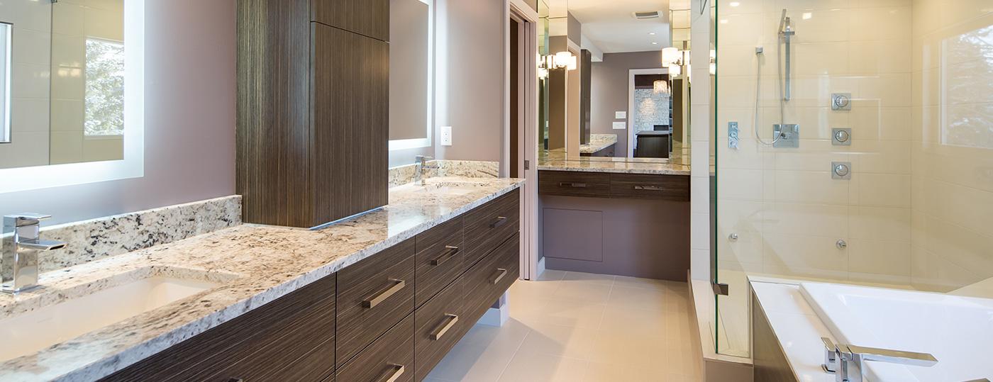 Oakwood Bathroom Remodel