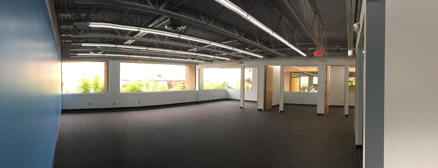 Flight Center Office Space