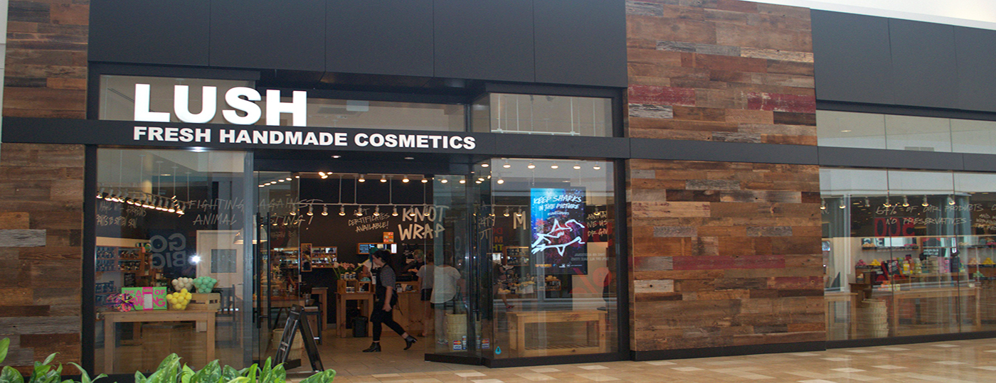 Lush Store Remodel